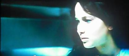 New Katniss and Cinna scene!!