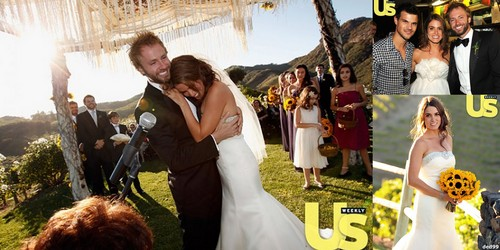 Nikki Reed wedding