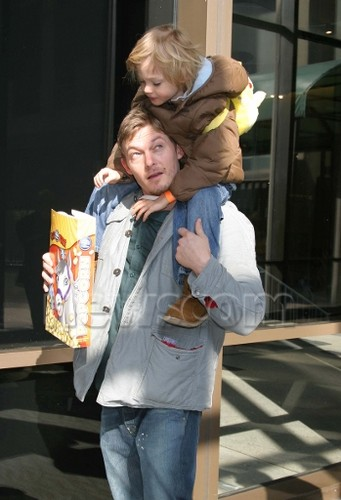 Norman and Mingus