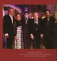 On the set of Dark Shadows with original cast - tim-burton photo