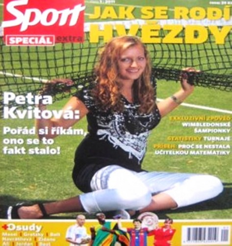 Petra Kvitova wallpaper possibly with a tennis player, a tennis pro, and a tennis racket called Petra Kvitova