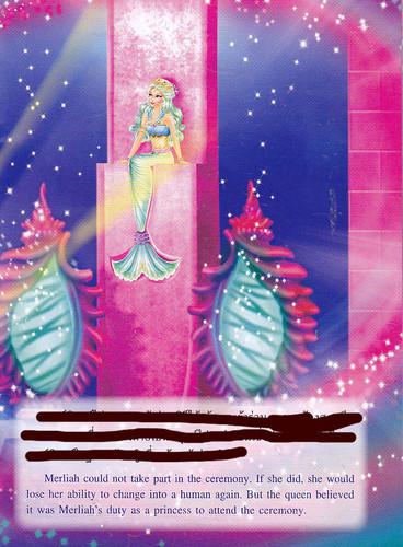 foto from Barbie in a Mermaid Tale 2 Book!!!!