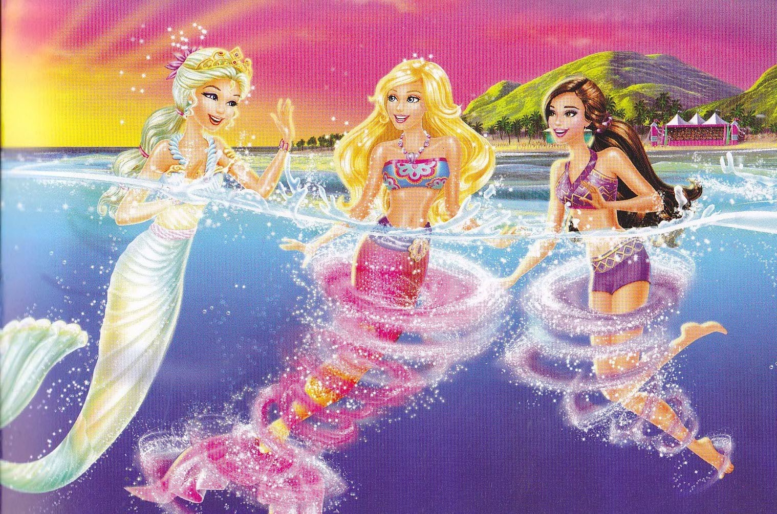 Photo from Barbie in a Mermaid Tale 2 Book!!!! - barbie-movies photo