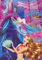 fotografia from barbie in a Mermaid Tale 2 Book!!!