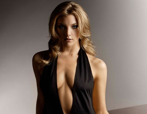Natalie Dormer wallpaper possibly containing a bustier, attractiveness, and a chemise titled Photoshoots