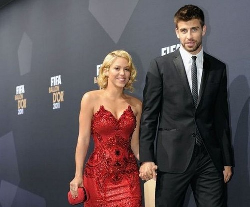 Piqué : This is my little Shakira !