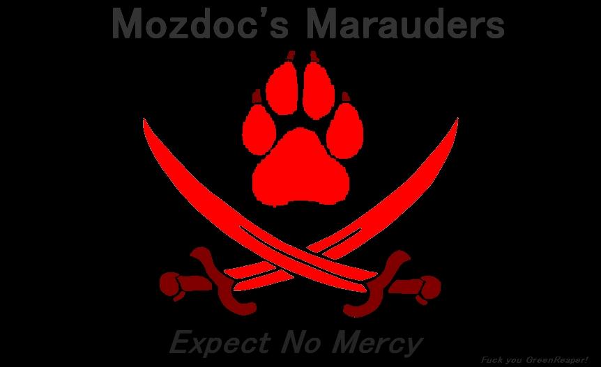 Pirate Furry Flag