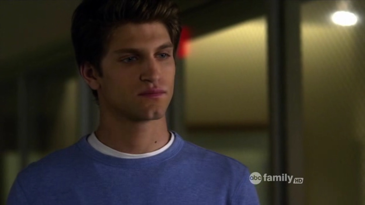 Spencer and toby pretty little liars 2.23   eye of the beholder