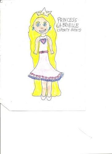Princess Gabrielle