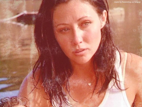 Prue Halliwell wallpaper containing a portrait called Prue Halliwell Wallpaper