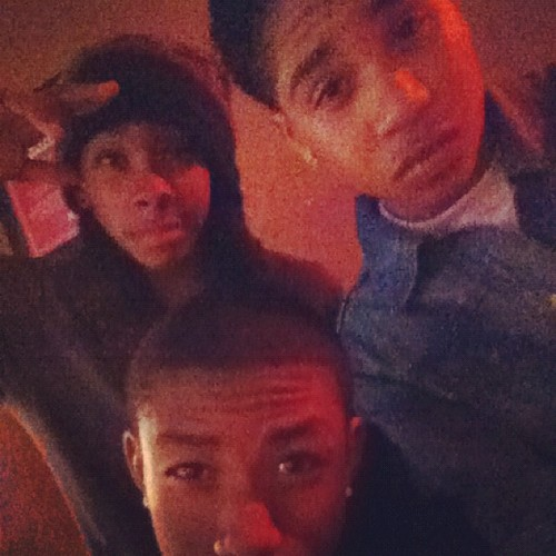 Ray Ray with Roc Royal :)