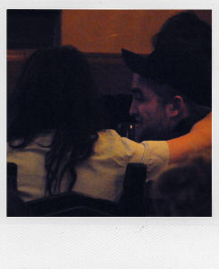 Robert Pattinson & Kristen Stewart 바탕화면 containing a fedora, a boater, and a campaign hat entitled Rob & Kristen