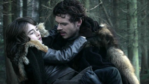 Robb and Bran