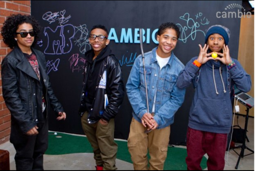Roc Royal with MB ♥ - roc-royal-mindless-behavior Photo