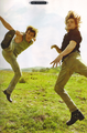Kit Harington & Alfie Allen- Rolling Stone Magazine - game-of-thrones photo