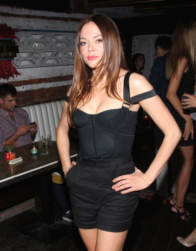 Rose - AnOther Magazine Issue 21 Launch Party, September 13, 2011