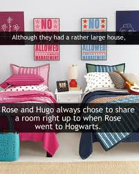 The New Generation of Harry Potter Обои containing a living room, a bedroom, and a family room entitled Rose Weasley Confessions