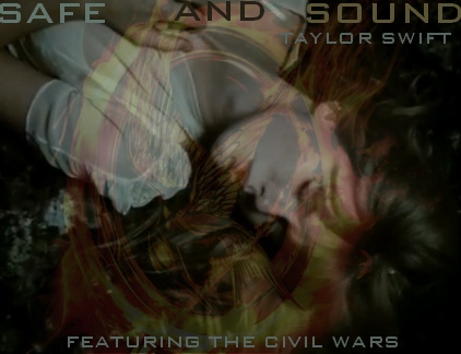 Safe And Sound Taylor Swift Album Cover Taylor Swift Safe And Sound