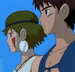 San and Ashitaka - princess-mononoke icon