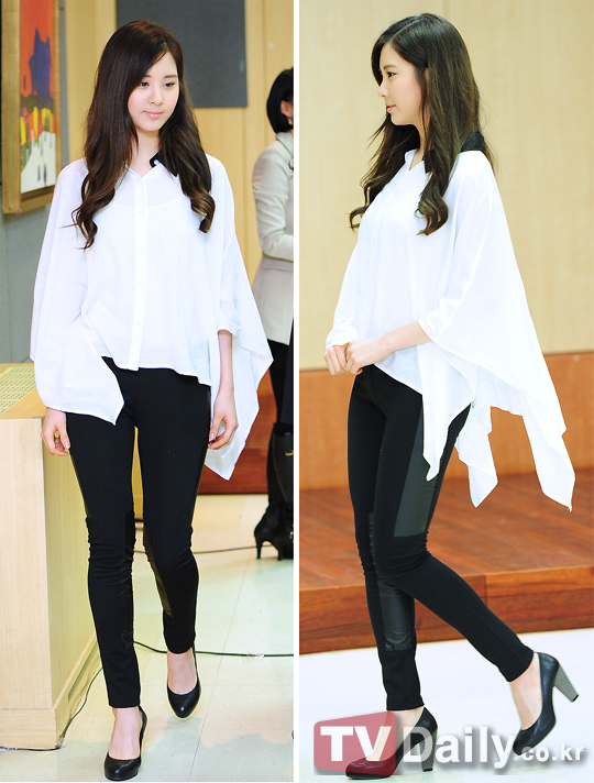 Seohyun at: Appoint Ambassadors for Gangnam District event