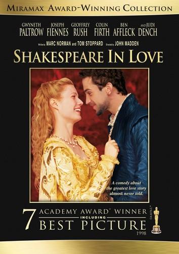 Shakespeare in upendo Movie Poster