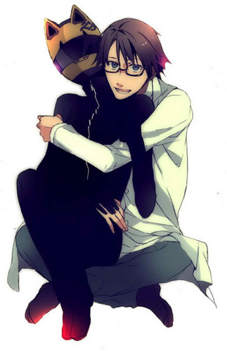 Shinra & Celty