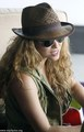 Singer Shakira watches Rafal Nadal - shakira photo