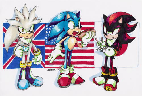 Sonic Countries