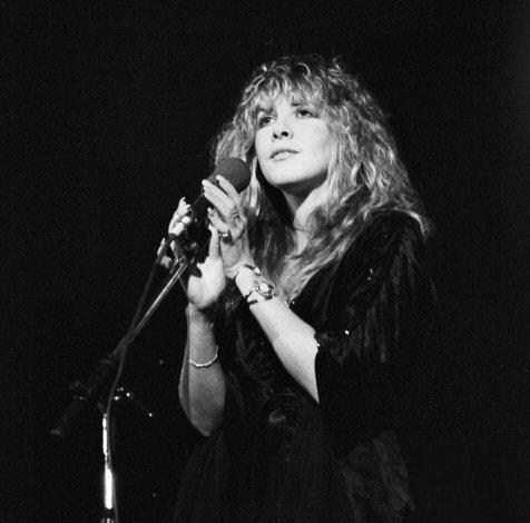Stevie Nicks wallpaper containing a concert and a guitarist entitled Stevie Enchanting