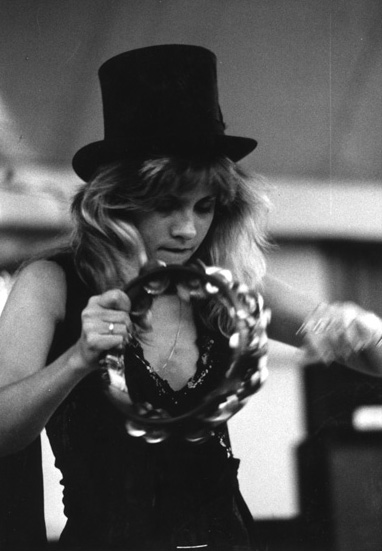 Stevie In A top, boven Hat