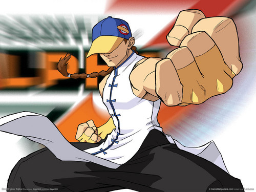 kalye Fighter