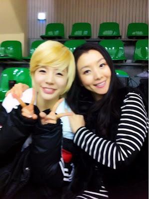 Sunny& Seo Ji Young