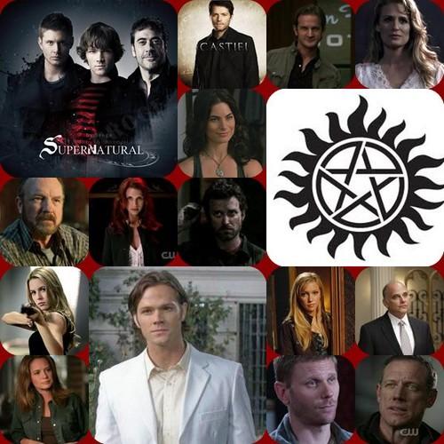 Supernatural Team