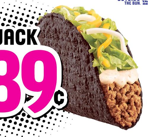 Blackjack foods