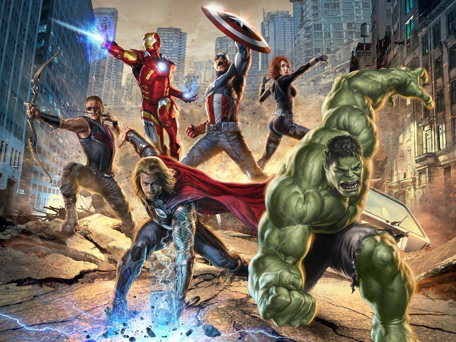 The Avengers Images The Avengers Hd Wallpaper And Background Photos