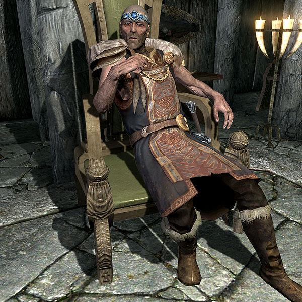 The Jarl's of Skyrim