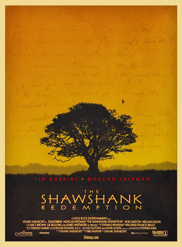 a review of the movie shawshank redemption by frank darabont