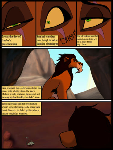 The Toughest way of waking up - Comic-