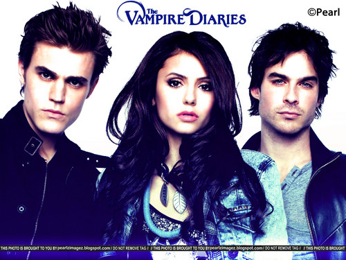 The Vampire Diaries pics by Pearl...