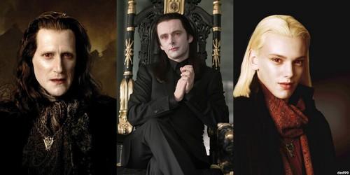 The Volturi trio