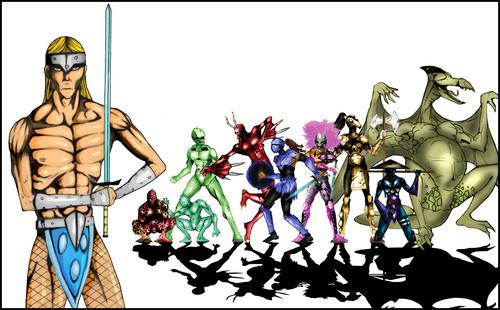 Thor clan members
