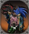 Thunderjix - sonic-shadow-and-silver photo