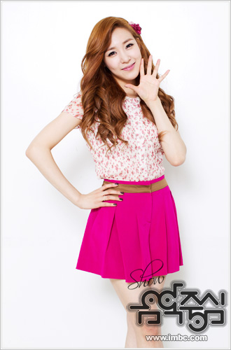 Tiffany 音乐 Core official pics