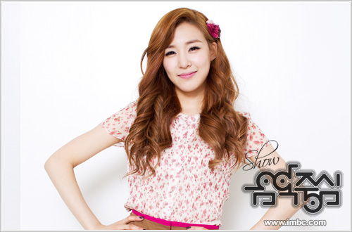 Tiffany Music Core official pics - tiffany-girls-generation Photo