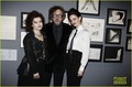 Tim aparejo, burton Exhibition with Eva Green!