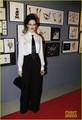 Tim Burton Exhibition with Eva Green! - eva-green photo
