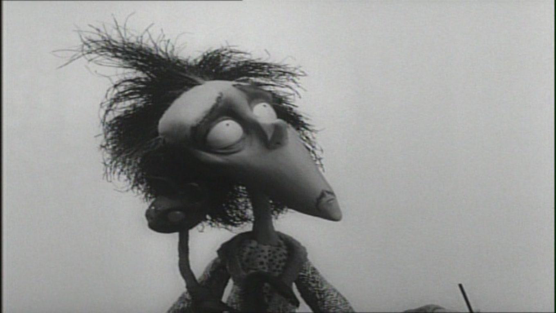 Tim Burton's 'Vincent'