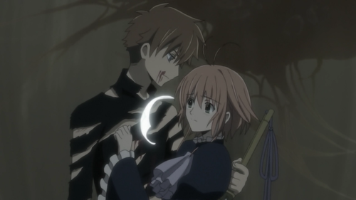 Tsubasa: Reservoir Chronicles karatasi la kupamba ukuta titled Tokyo Revelations OVA 2 DVDRip