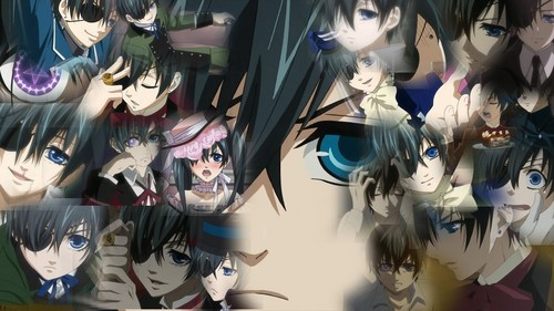Tribute To Ciel Phantomhive. o3o