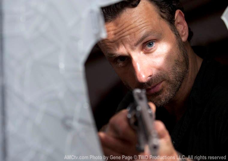 The Walking Dead Triggerfinger 2x09